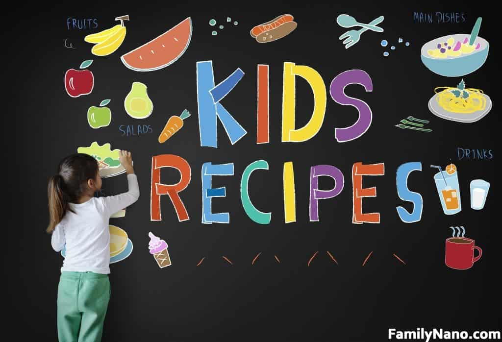 6 fun air fryer recipes kids can make