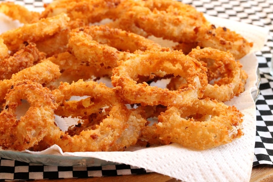Ordinary Onion rings - http://www.couponclippingcook.com/