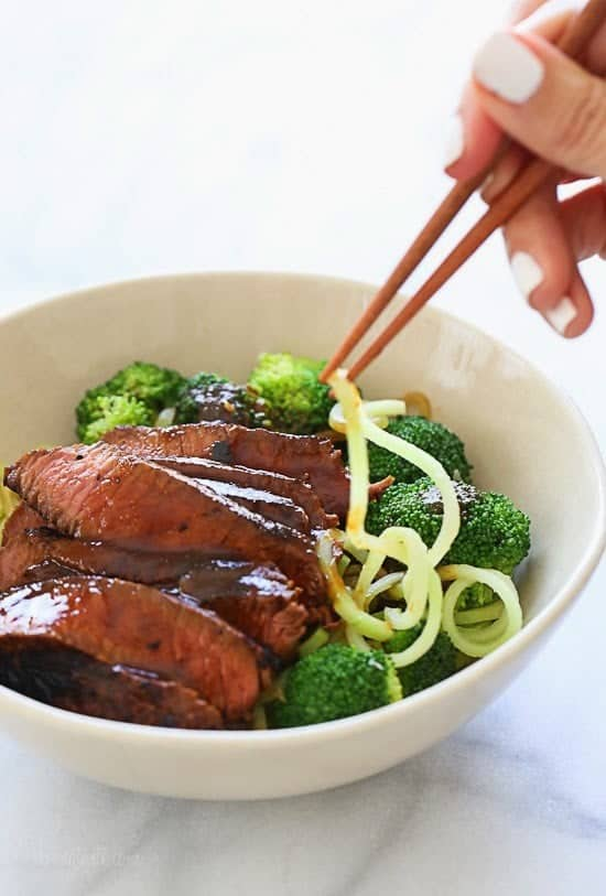 Shanghai Beef and Broccoli
