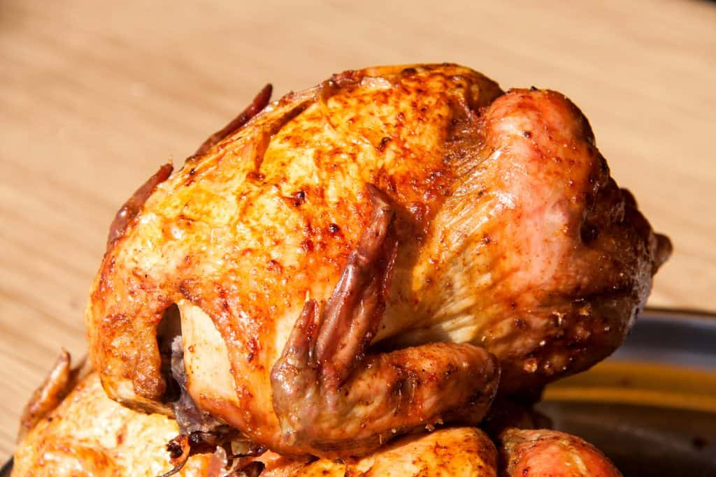 How To Reheat Rotisserie Chicken