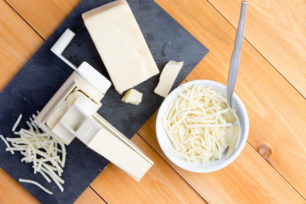 How Rotary Cheese Graters Work