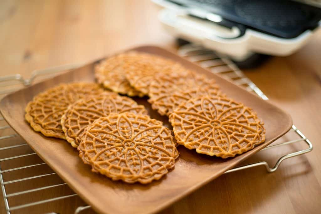 What are Pizzelle