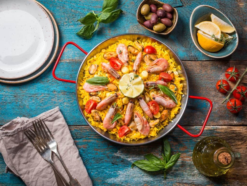 What is Paella ?