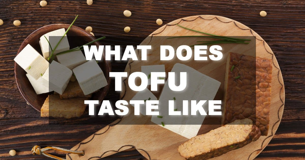 what does tofu taste like