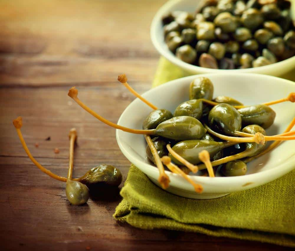Benefits Of Capers