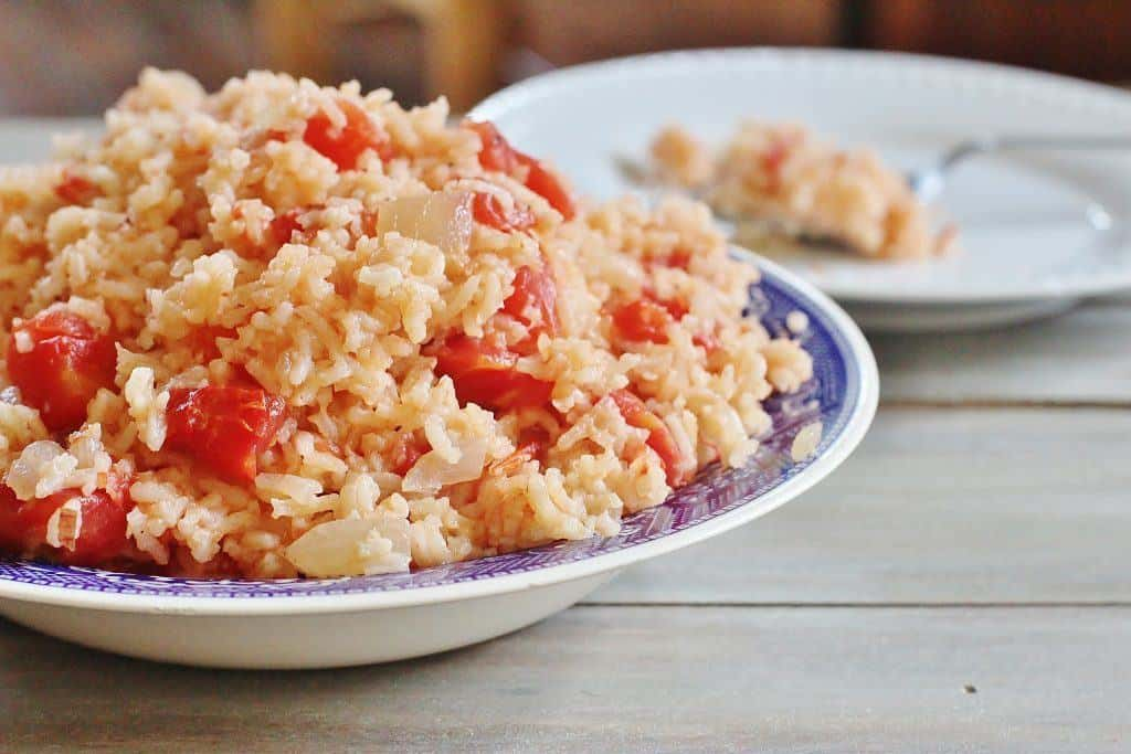 Tomato And Rice