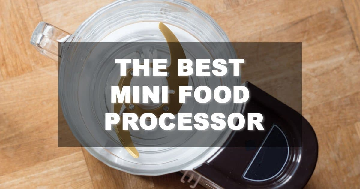 Best Mini Food Processor