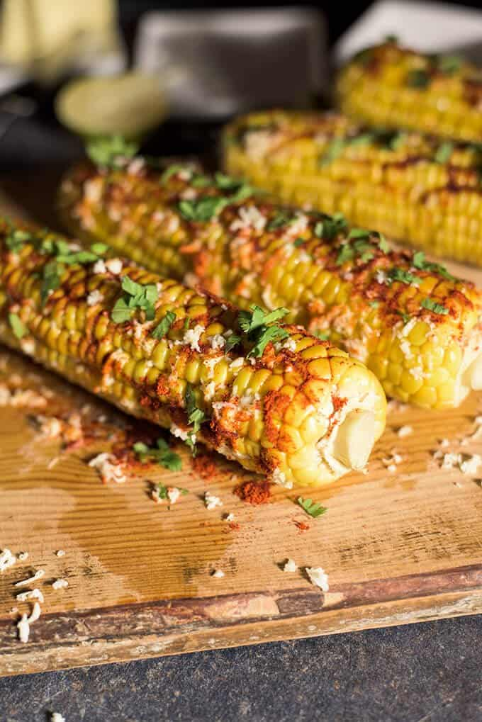 Mexican Corn On cob